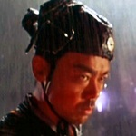 Lau Ching-Wan as wuxia hero