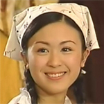as Mary in TVB series