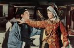 Wang Zhi Bo and Betty Loh Ti in <i>The Adventure of the 13th Sister</i> (1959).