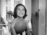 Kitty Ting Hao as Guo Sue encounters a basketball for the very first time