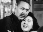 Lo Wei as Sue's dad with Kitty Ting Hao as Ah-su