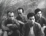 Lai Ming(l),Tang Cheung (front right)<br>Blood-Stained Shoe (1962)