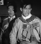Yuen Shing-Chau right: Liu Chia-Liang