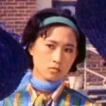 Hung Ling-Ling as dancer