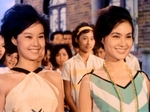 Annette Chang Hui-Hsien (L) as Liang Meifang and Jean Li Chih-An (R) as Zhu Manzhen