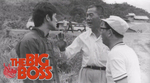 Behind the scenes of THE BIG BOSS: As it seems, Wu Chia-Hsiang (initial director of the movie, on the right) definitely shot the scenes with Bruce Lee and Tu Chia-Cheng (in the middle) at the beginning of the movie.
