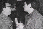 Behind the scenes of THE BIG BOSS: 