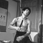 behind the scenes of FIST OF FURY