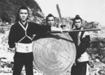 David Chiang, Wang Chung and Chan Sing in the third episode of TRILOGY OF SWORDSMANSHIP:
