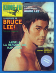 The long-running English Bruce Lee poster magazine