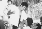 Behind the scenes of THE WAY OF THE DRAGON: