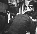 behind the scenes of ENTER THE DRAGON