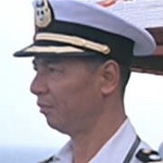 Chinese Naval officer