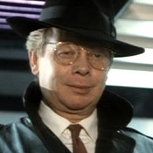 Ronald Lacey signed