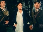 L to R: Wong Heung-Wai as second ninja,<BR> 