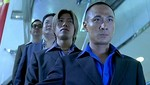 Front to back:<BR>Francis Ng, Roy Cheung, Lam Suet, Anthony Wong