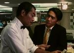 Joe Lee Yiu Ming and Tony Leung Chiu-Wai