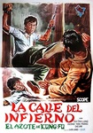 Original Spanish film poster.