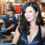 Carrie Ng at the premiere of RED NIGHTS at the 2010 Toronto International Film Festival.